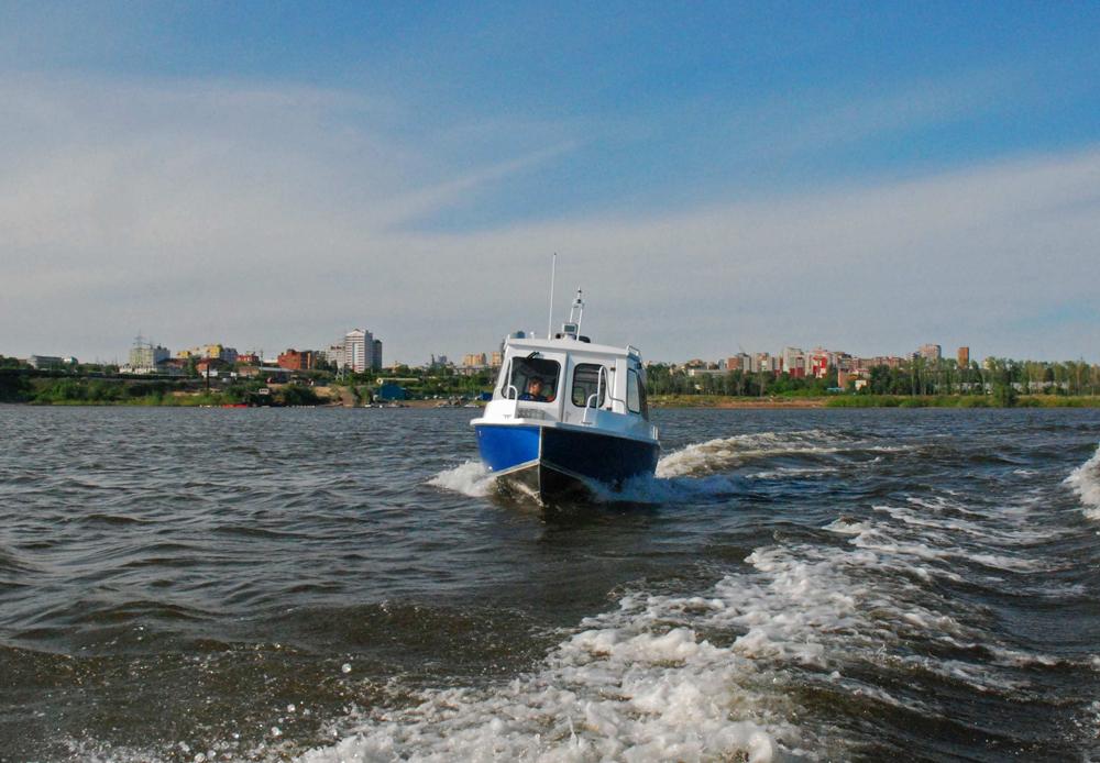 катер для ловли рыбы цена