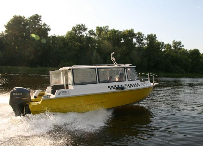 лодки для водного такси
