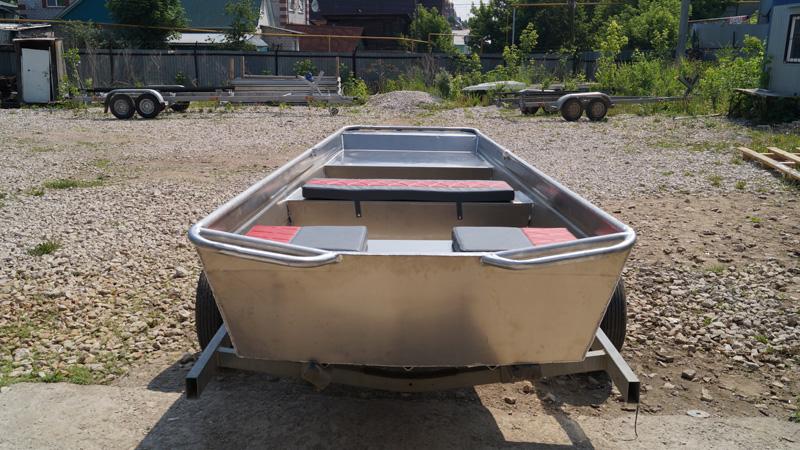 производство алюминиевых гребных лодок